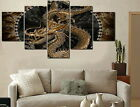 Painting Animal Great Dragon Canvas Art Picture Wall Art Decor Poster Framed