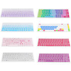 Silicone Keyboard Cover Skin for Lenovo 510S Laptop Notebook Protector Gel