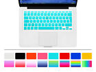 Spanish España Silicone EU Keyboard Cover Skin Potector For Mac Macbook Air 11""