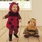 Baby Boy Girl Animal Halloween Costume Fancy Party Dress Outfits Clothes 0 1 2