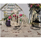 Creative Iron Candlestick Butterfly Vintage Candle Lantern Candle Holder Decor