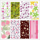 "DIY Chocolate Transfer Sheets Cake Decoration Paper 13"" x 8 1/4"" - Pack of 10"