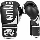 Venum Challenger 2.0 Boxing Gloves MMA Muay Thai Kick Kickboxing Mitts Black