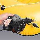 Electric Air Pump Portable Inflator Deflator Inflatable Pools Chairs Beds Intex