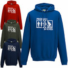 Problem Solved WIND SURFING Hoodie - Dads Marriage Fathers Day Present Hoody Top