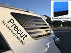 X2 American Flag decals for toyota 4runner vinyl decal fits 2010 - 2018 4Runner