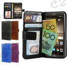 HTC One A9 Slim Wallet Flip Leather Case Cover For Signature Premium Telstra