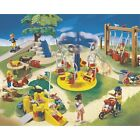 Playmobil Playground Kids Play Set with Action Figures (5024)