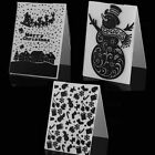 Snowman paper crafts templates - Cards Decor Embossing Stencils Template Molds Paper Crafts Scrapbooking