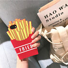 Korean Food Funny Fries Case For iPhone 6 6s Plus 7 7 Plus *Soft Silicone*