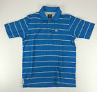 DC Shoes Polo T-Shirt New - Size: S  Blue