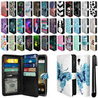 For ZTE N817 Quest Uhura All-In-One Premium Leather Wallet Cover Case + Pen