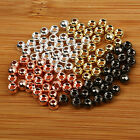 Fly Tying Beads Material Tungsten 25 Pcs 2.4 mm 3/32 inches Gold Silver Copper