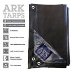 Industrial Strength XF Tarp - Ultra Strong Rip Stop Eyelets -Multiple Sizes