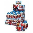 Spiderman Web-Warriors Surprise Eggs (Party Bag Filler, YouTube Videos, Treats)
