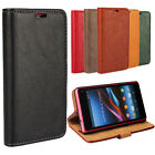 Luxury Retro For Sony Xperia Z1 Mini Tree Bark Textured PU Leather Phone Cover