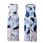 Hot Women Summer Casual Sexy Bodycon Slim Fit Cocatail Party Beach Maxi Jumpsuit