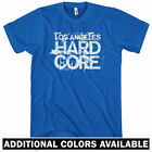 Los Angeles Hardcore T-shirt - Men S-4X LA Clippers Dodgers Lakers Rams Chargers $24.99 USD on eBay