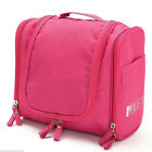 Hanging Makeup Bag for Travel Camping Cosmetic Toiletry Bathroom Wash Kit Bag
