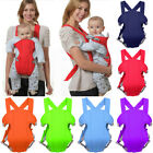 Внешний вид - Adjustable Infant Carrier Baby Sling Breastfeeding Wrap Backpack Breathable New