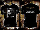 Black T Shirt Chris Cornell Audio Slave Sound Garden1964-2017 R700 Many Size