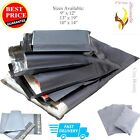 STRONG POLYESTER GREY POSTAL POSTAGE MAILING BAGS 6X9