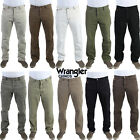 Vintage Mens WRANGLER Soft Chino Jeans Straight Leg Texas Stretch Size W28-W42