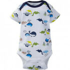 Gerber Onesies Baby Boys Bodysuit Assorted Graphic Newborn 0-3 3-6 6-9 12 Month