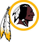 Washington Redskins Vinyl Decal / Sticker 5 sizes!! on eBay
