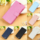 For Xiami MAX2/Redmi 4X 4S Note 4X Slim Leather Case Stand Magnetic Wallet Cover