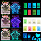 10g Glow Gravel Luminous Noctilucent Fish Tank Aquarium Fluorescent Particles