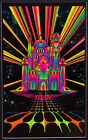 Choose from 60 different Psychedelic Blacklight Poster reproductions 1960's-70's фото