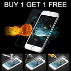 Tempered Glass Screen Protector for IPhone4/4S,5/5S/5C/SE,6/6+/7/7Plus Bundled
