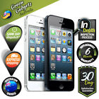 Apple iPhone 5 16GB 32GB 64GB Black White Unlocked Smartphone As New Condition