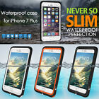 Waterproof Shockproof Dirt Snow Proof Hybrid Slim Case Cover For iPhone 7 7 Plus