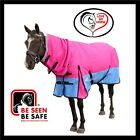 LOVE MY HORSE 1200D 300g 5'0 - 6'9 Waterproof Winter Combo Pink Blue SALE PRICE
