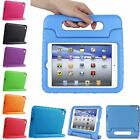Kids Shock Proof Foam Case Handle Cover Stand for iPad Mini 1 2 3 4 Air Pro 2017