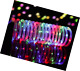 Solar Powered Rope Lights,Findyouled Outdoor Waterproof 100LED 40ft Decoration L