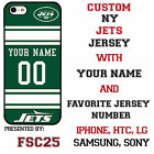 New York Jets NFL Phone Case Cover for LG G6 G5 G4 HTC One m9 Moto E G X etc.