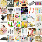 Lots 56 Styles Ballpoint Gel Pen Pencil Stationary Writing School Office Tools