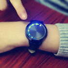 WIRANS New Fashion Stainless Steel Case LED Touch Screen Waterproof Wrist Watch