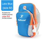 Wellhouse® Sport Bag Gym Running Accessories Case Phone Waterproof Polyester