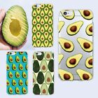 For Iphone 7 7Plus 6 6Plus Apple Case Cover Avocado Cute Food Pattern Soft Phone