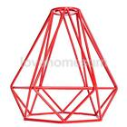 EU Old Fashion Wire Light Shade Lampshade Chandelier Pendant Lounge Cover Cage