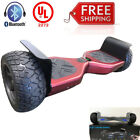 USA Stock 8.5 inch Off-Road Bluetooth Self Smart Balancing Electric Scooters