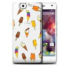 STUFF4 Back Case/Cover/Skin for Wiko Highway 4G/Pieces of Food