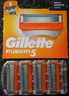 GILLETTE FUSION 5 OR FUSION POWER 5 RAZOR BLADES GENUINE UK STOCK