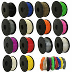 3D Printer Filament 1kg/2.2lb 1.75mm ABS PLA MakerBot RepRap