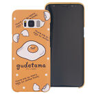 Galaxy Note8 Note5 Note4 Case Hello Kitty Gudetama My Melody Hard Slim Cover