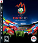 PS3 - UEFA Euro 2008 Austria - Switzerland Sony Plsystation 3 Like New + Manual